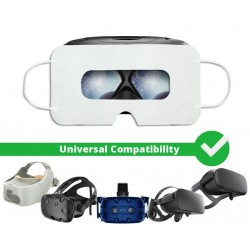 disposable VR mask universal compatibility