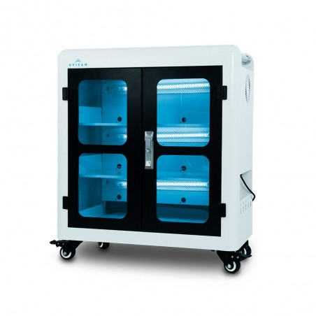 UVC Disinfection Cabinet for VR Headsets and shared devices - UVISAN VR12